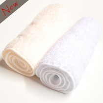 10PCS Lush Microfiber Hot Cabbie Towels