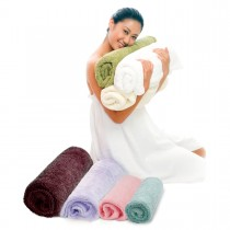 10PCS Lush Microfiber Salon & Facial Towels / 3PCS Bath Towels