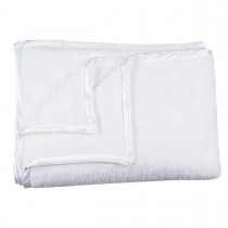 Oversized Lush Microfiber Blankets with Satin Border