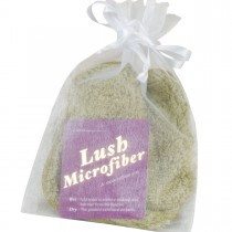 20 BAGS of 3PCS Lush Microfiber Exfolisoft Cloths in Organza Bag